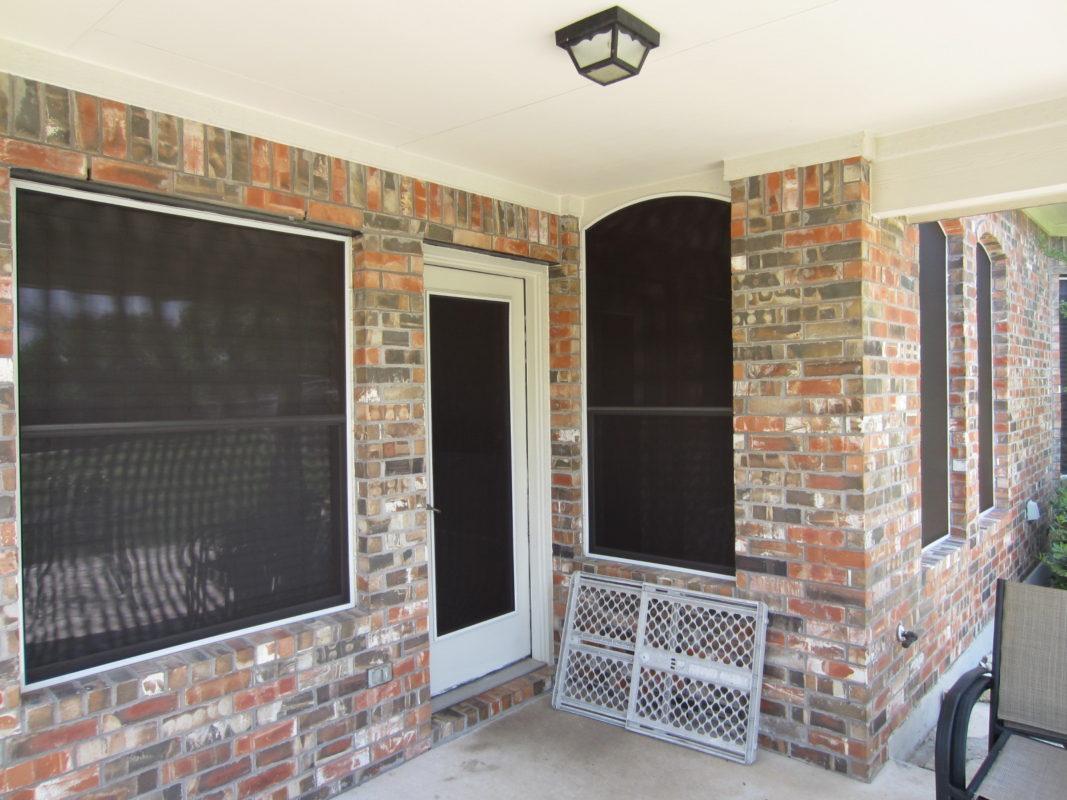 Swing Doors Solar Screen Patio Doors Solar Screens By