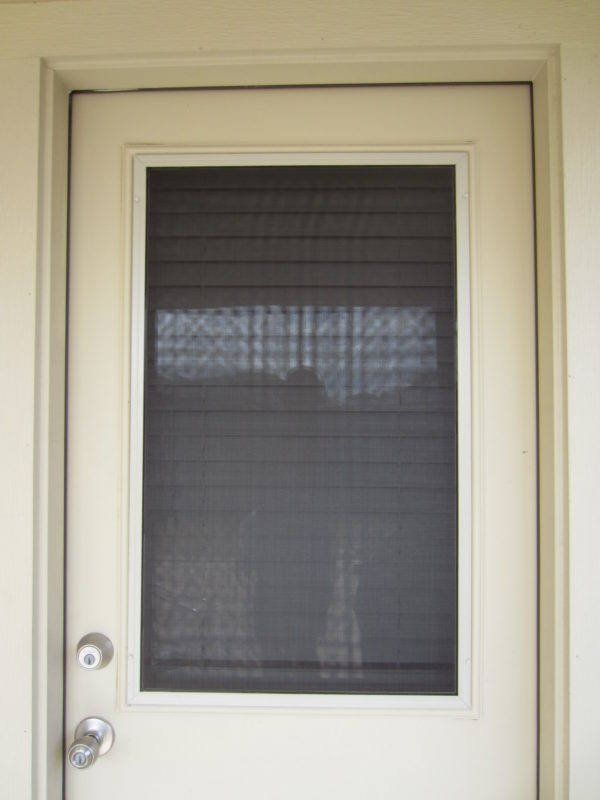 Swing Doors Solar Screen Patio Doors Solar Screens By