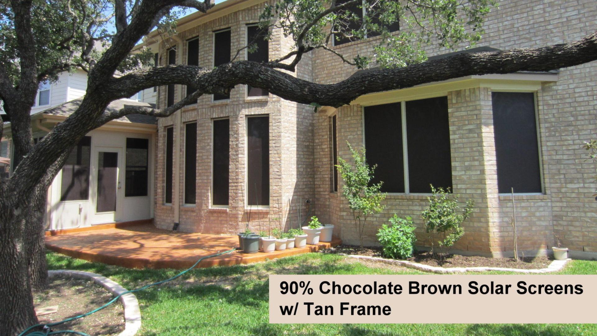 Solar Screens by Josh, Austin, TX
